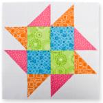 Block of the Month #8 - Pinwheel