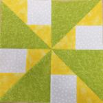 Block of the Month #10 Spinner