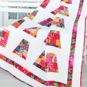 GO! A Thimbleful Quilt Pattern (Lifestyle)