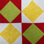Block of the Month #11 Triangles & Squares