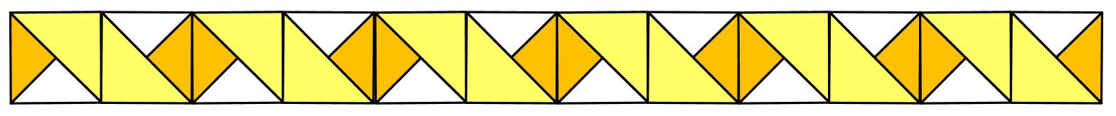 Diagram 4 Rainbow Ribbons Quilt
