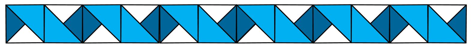 Diagram 5 - Rainbow Ribbons Quilt