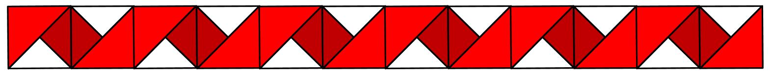 Diagram 8 - Rainbow Ribbons Quilt