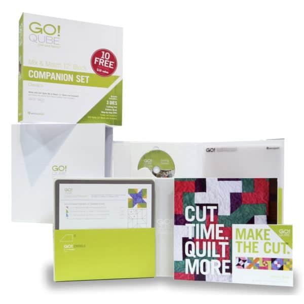 """GO! Qube 12"""" Companion Set - Classics Open"""