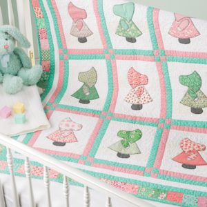GO! Sunny Sue Baby Quilt Pattern