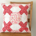 Tic Tac Toe Cushion