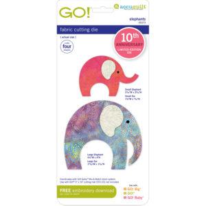 55373 GO! Elephants