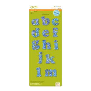 55491 Carefree alphabet lowercase