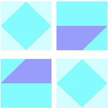 "GO! Metalworking  6"" Block Pattern step 4"