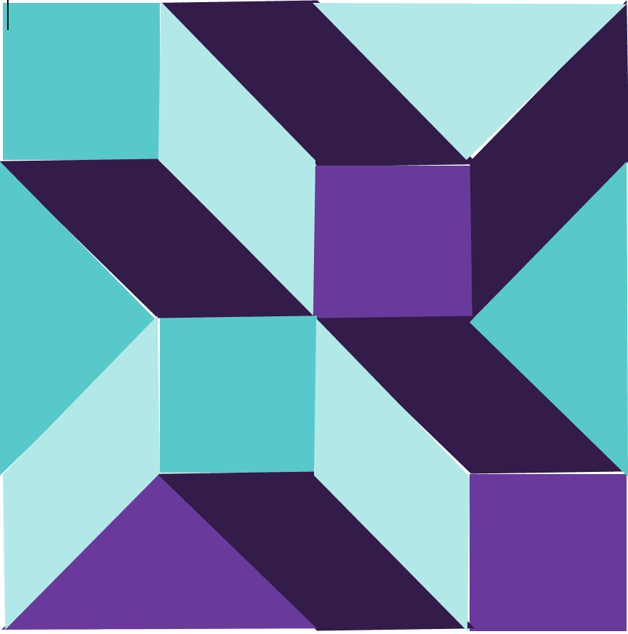 Scrap Busting Modern Sampler – GO! Freezer Jam 6″ Block 22